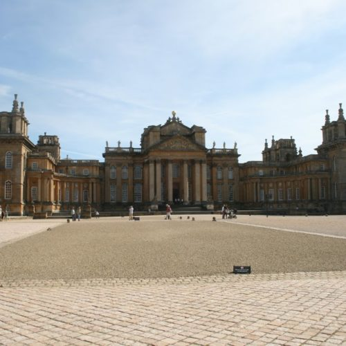 Blenheim Palace, Oxford